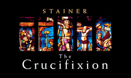 """The crucifixion"" del compositore inglese J. Stainer"